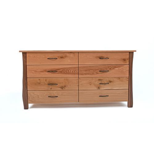 Cannock Chase 8 Drawer Dresser