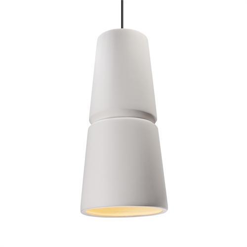Large Cone 1-Light Pendant