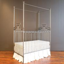 See Details - Parisian 3 In 1 Crib Pewter