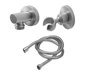 Wall Mounted Handshower Kit - Round Product Image