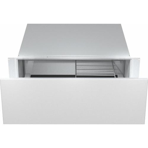 """ESW 6380 Gourmet food drawer, 30"""" wide Warm cups and plates or keep food at serving temperature."""