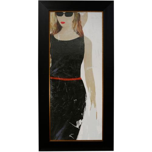 Style Craft - TEXTURED FRAMED PRINT