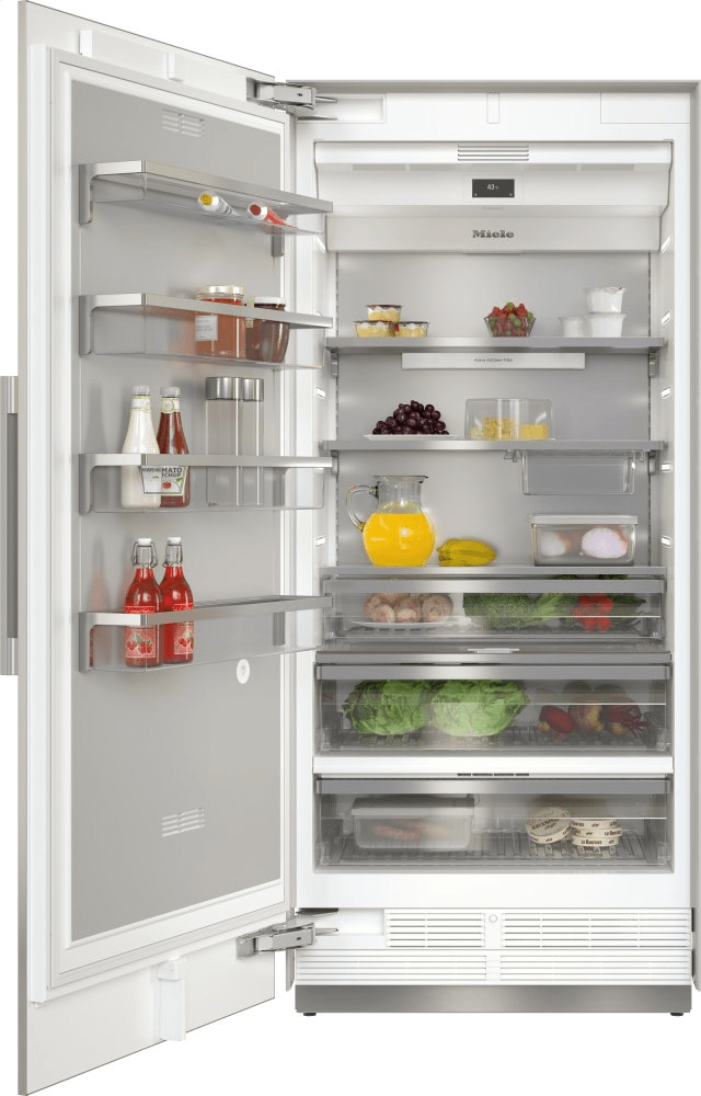 MieleK 2911 Sf - Mastercool™ Refrigerator For High-End Design And Technology On A Large Scale.