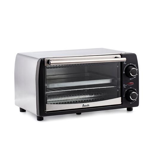 Avanti - 0.3 Cu. Ft. Countertop Oven/Broiler
