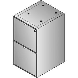 Kenwood File/file Credenza Pedestal