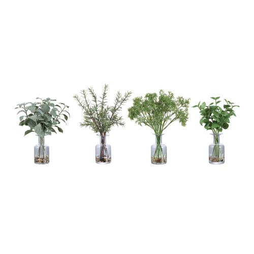Ceci Kitchen Herbs, S/4