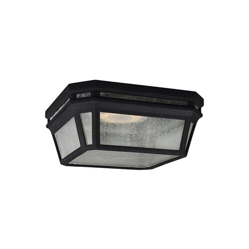 Londontowne LED Flush Mount Black Bulbs Inc