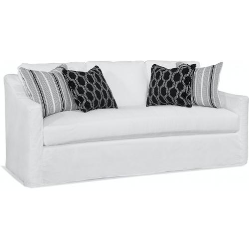 Braxton Culler Inc - Oliver Bench Seat Sofa with Slipcover