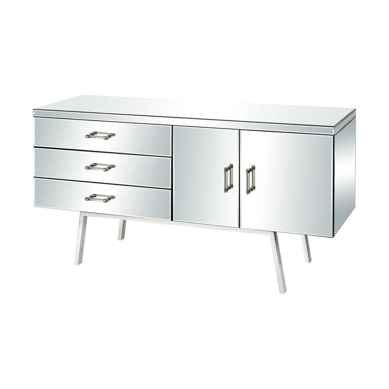 Sharp Dresser 3-drawer Bureau