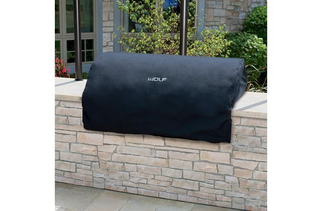 """Wolf30"""" Outdoor Grill Built-In Cover"""