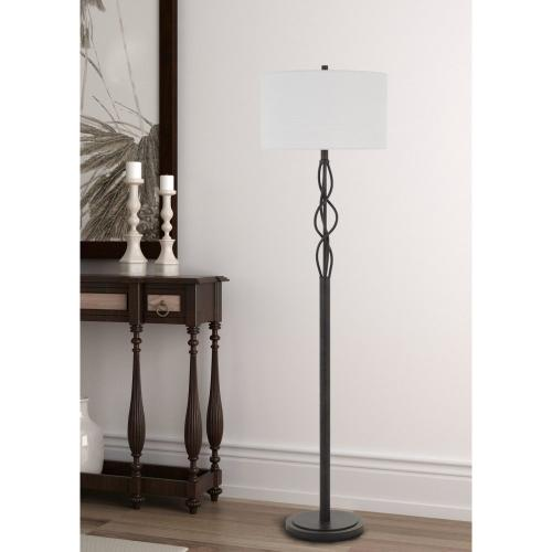 Antony 150W 3 Way Metal Floor Lamp