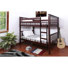 7528 CHERRY Mission Bunk Bed