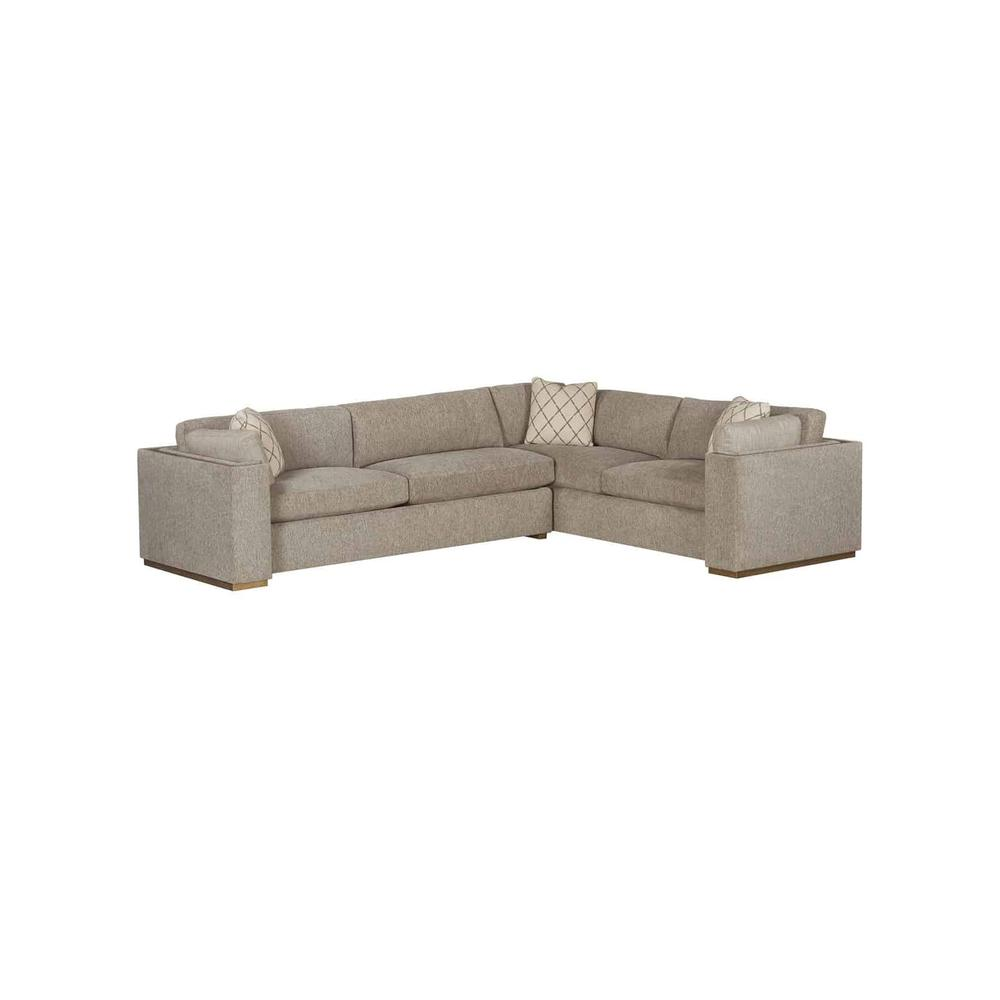 See Details - Woodwright Meyer Sectional