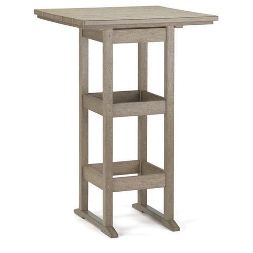 """Breezesta - 26"""" x 28"""" Bar Table"""