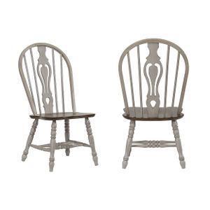Jack Keyhole Chair A
