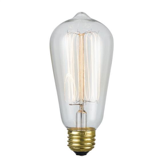 Edison Bulb,E26,120V,St18,360 Lumen