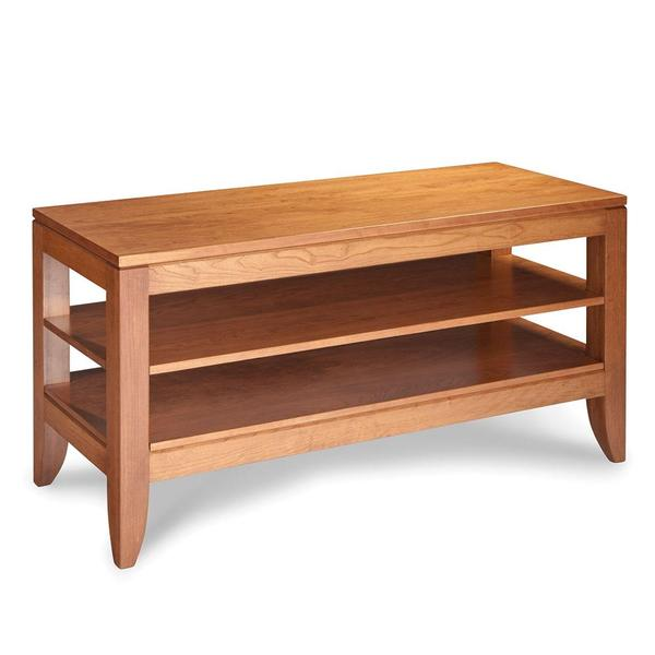 """See Details - Justine Open TV Stand, 40""""w x 18""""d x 26""""h"""
