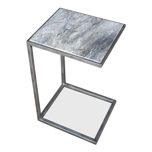 Laptop Table, Marble Top
