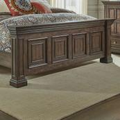King Mansion Footboard