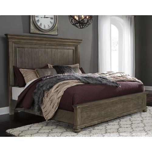 Johnelle King Panel Bed