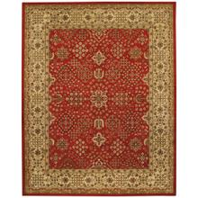Kinsley Red Ivory - Rectangle - 4' x 6'