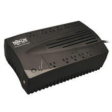 TAA-Compliant AVR Series 120V 750VA 450W Ultra-Compact Line-Interactive UPS with USB port