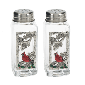 Salt & Pepper Shakers - Cardinals (1 pair)