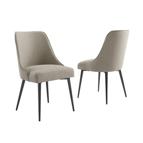 Olson Side Chair, Khaki