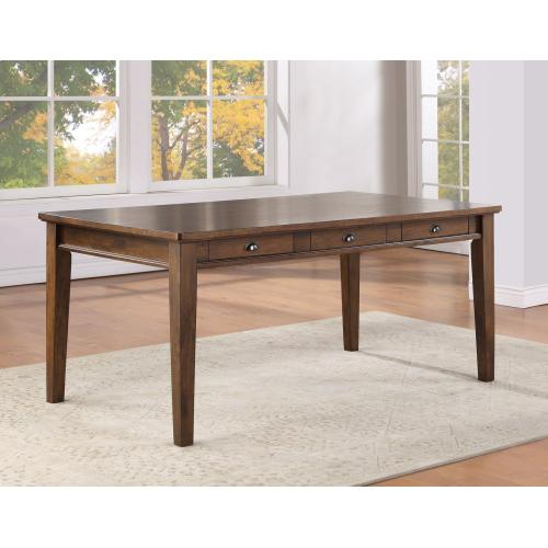Ora 72-inch 6-Drawer Dining Table