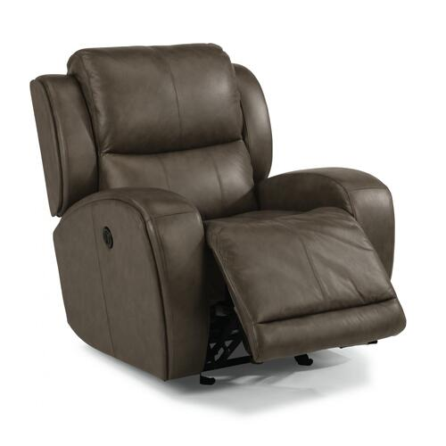 Chaz Power Gliding Recliner