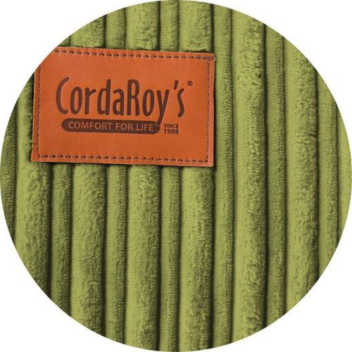Full Cover - Terry Corduroy - Espresso