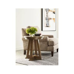 Evans Chairside Table