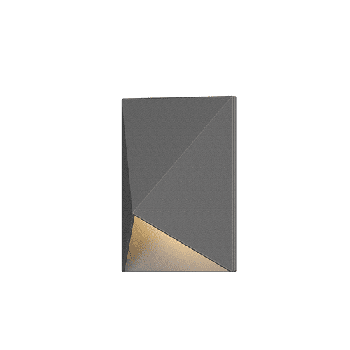 Triform Compact LED Sconce