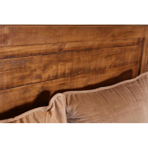 Product Image - Queen Bed w/ Storage Drawers - Rustic Collection