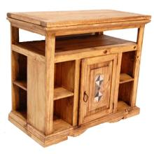 See Details - DVD Swivel Top W/marble