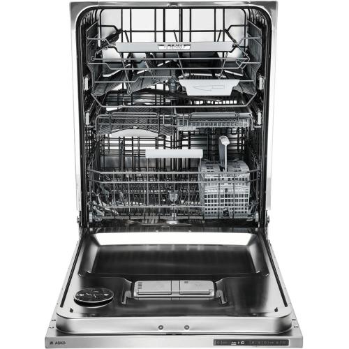 Asko D5656XXLHSPH   Built-n Dishwasher