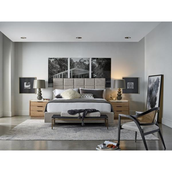 See Details - Bacall King Bed