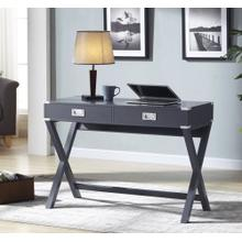 3879 Gray Writing Desk