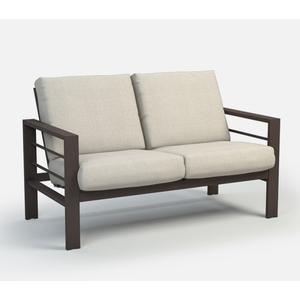 Low Back Loveseat - Cushion
