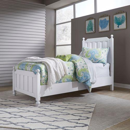 Liberty Furniture Industries - Twin Panel Bed