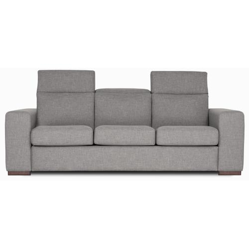 Dario Sofa (003; Wood legs - Tea T37)