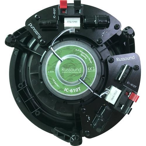 "IC-610T 6.5"" Single Point Stereo Loudspeaker"