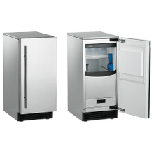 View Product - Brilliance ® Cuber...STAINLESS DOOR ADDITIONAL