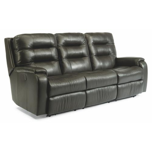 Flexsteel - Arlo Power Reclining Sofa