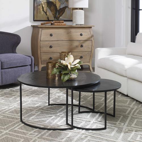 Barnette Nesting Coffee Tables, S/2