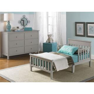 Fisher-Price Newbury Toddler Bed Misty Grey