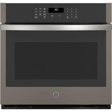 """Product Image - GE 30"""" Built-In Single Wall Oven Slate - JTS3000ENES"""