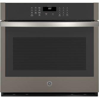 """GE 30"""" Built-In Single Wall Oven Slate - JTS3000ENES"""