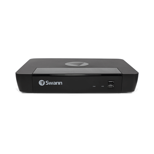 Swann Security - 4 Camera 8 Channel 5MP Super HD NVR Security System