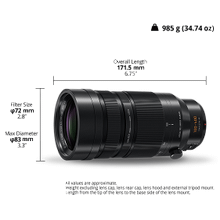 H-RS100400 Micro Four Thirds